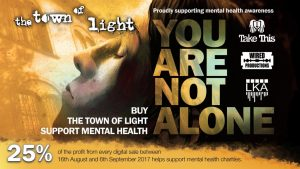 Wired Productions & LKA announce donation of $10,000 to Take This, Inc. in aid of Mental Health Awareness