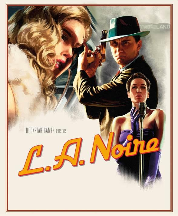 Enhanced versions of L.A. Noire  - la