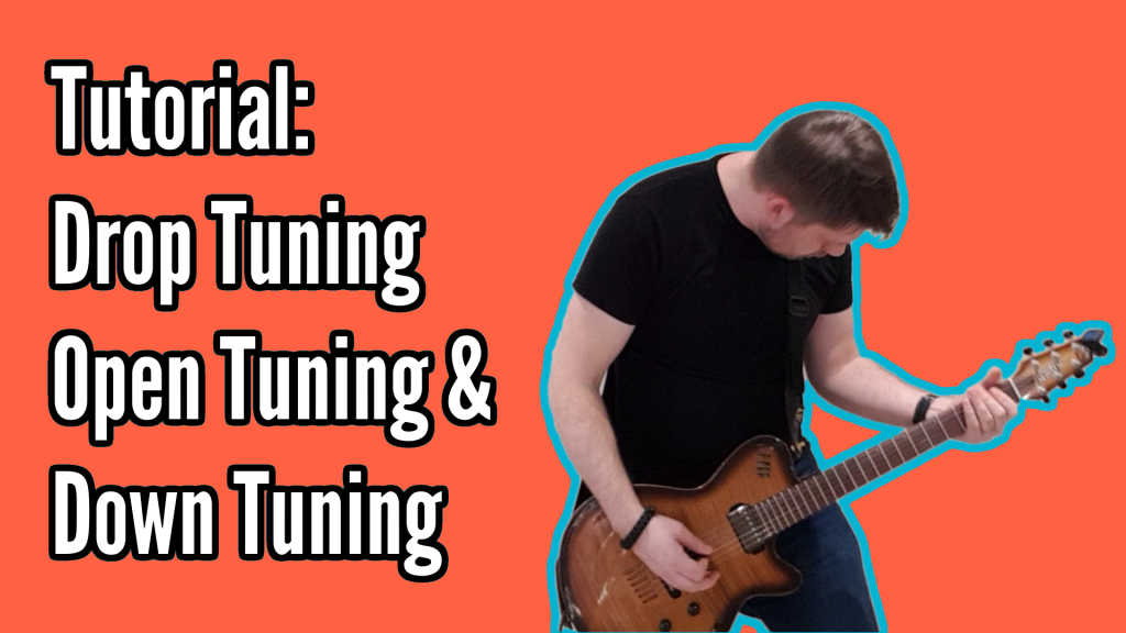 Drop and Alternate Tuning Tutorial - Drop Title 2