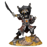 Exclusive! Sea Of Thieves Flameheart Figure From Lootcrate