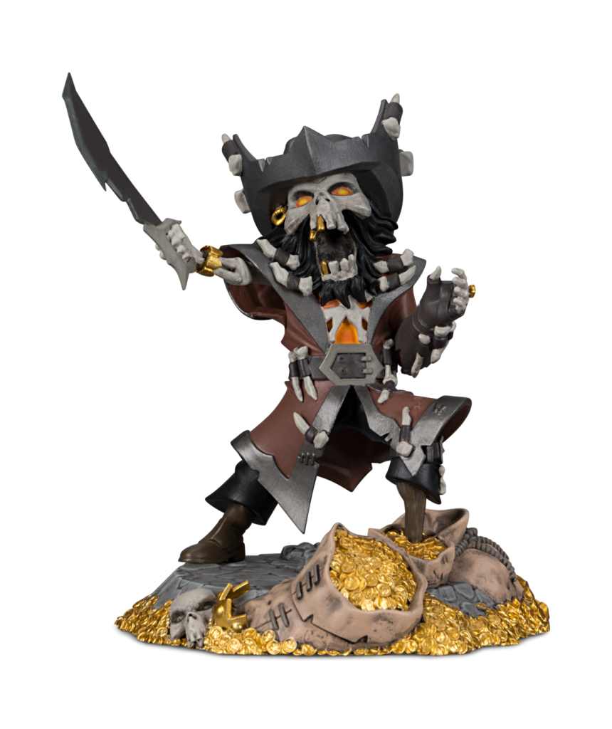 Exclusive! Sea Of Thieves Flameheart Figure From Lootcrate - lootcrate