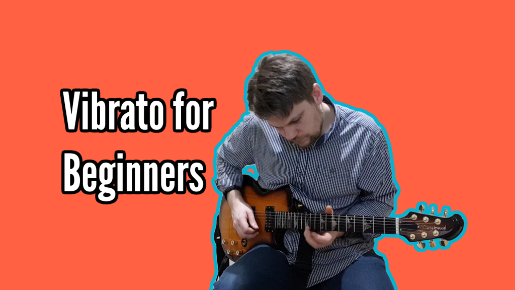 Vibrato for Beginners - title