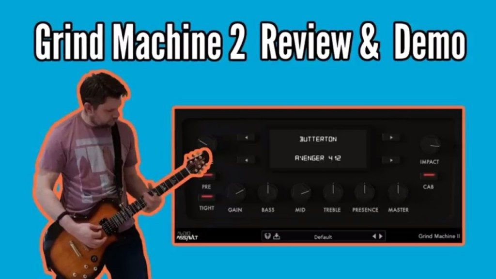 Grind Machine 2 - High Gain Amp Model Review - maxresdefault