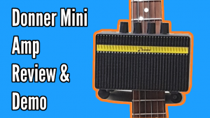 Donner Mini Rechargeable Amp Review And Demo