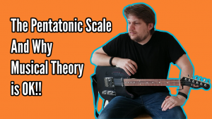The Pentatonic Scale – Easy, Versatile and a great first step into musical theory