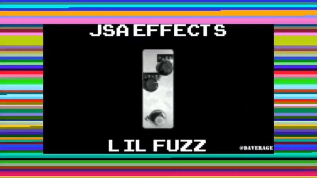 Jsa Effects Lil Fuzz Full Demo - Ocean Loader V4 - maxresdefault