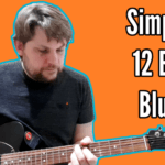 Simple 12 Bar Blues Tutorial (and backing track)
