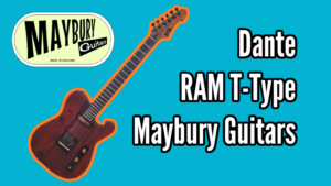 Dante – Boutique Telecaster from Maybury Guitars
