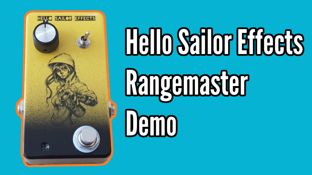 Hello Sailor Rangemaster (Mini) - Range Master 2 title