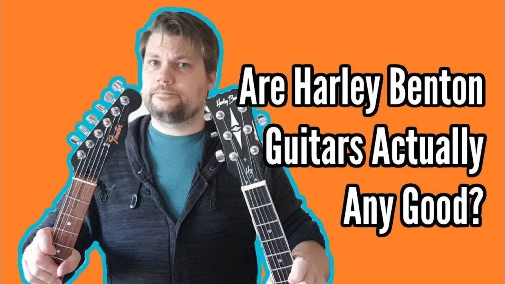 Are Harley Benton Guitars Actually Any Good - are harley bentons any good