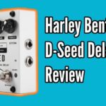 Harley Benton D-Seed Delay Demo and Review