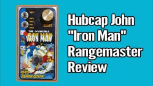Iron Man Rangemaster from Hubcap John