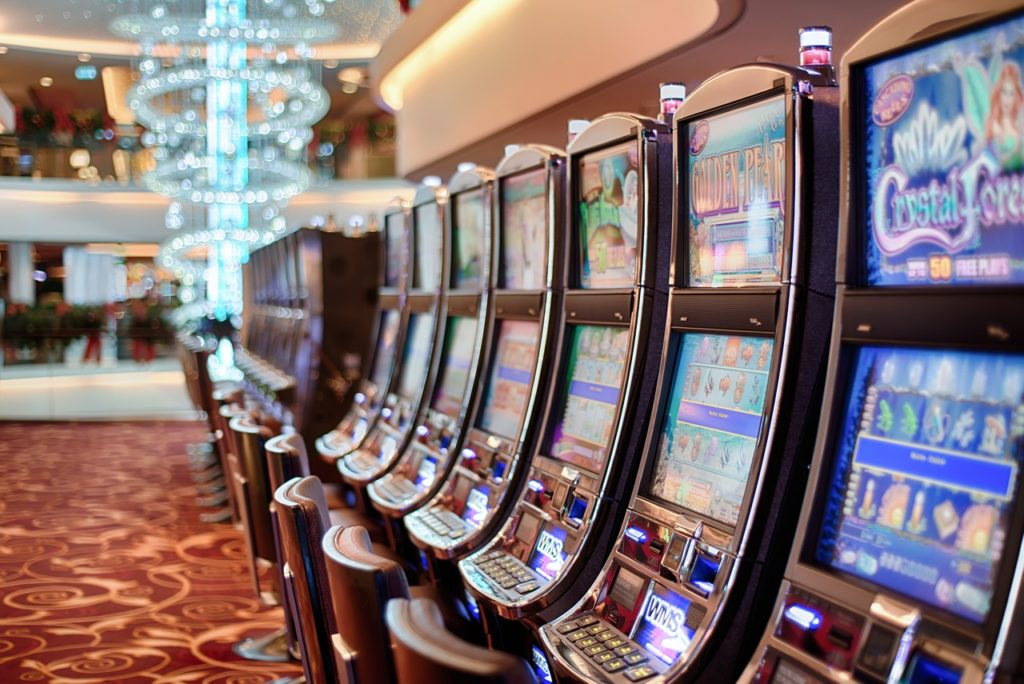 Online Casinos - The Future of Gambling? - slot machine 1580724098